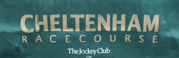 cheltenham racecourse sign