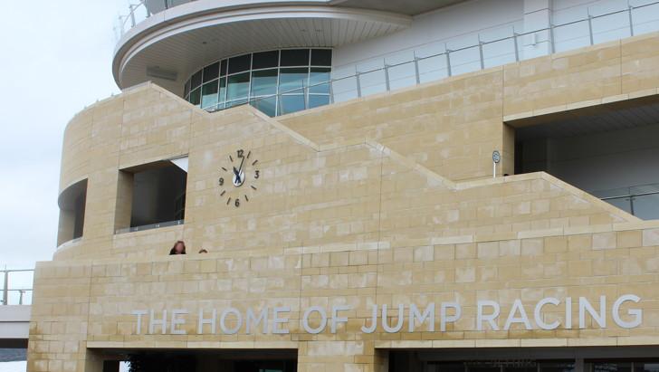Cheltenham home of jump racing