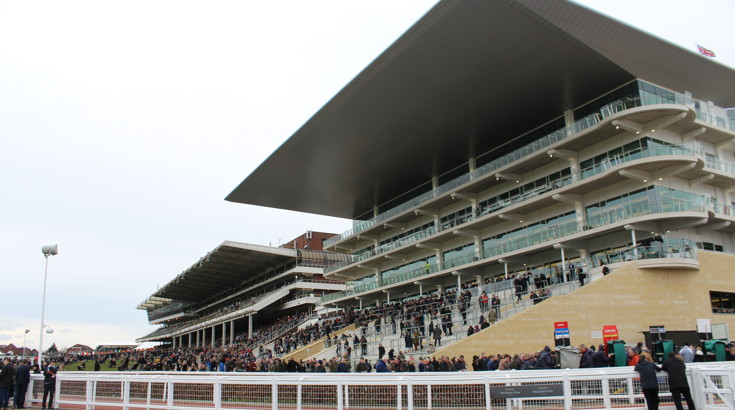 princess royal stand from the front at cheltenham racecourse 1