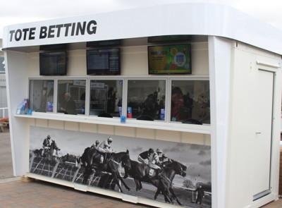 tote betting stand at cheltenham