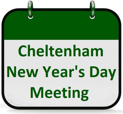 Cheltenham New Years Day Race Meeting