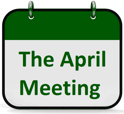 the april meeting