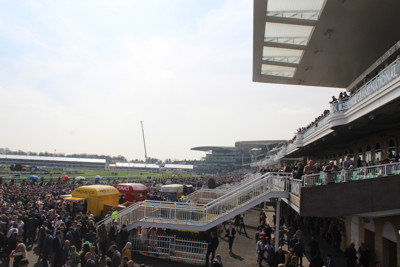 grand national day at aintree